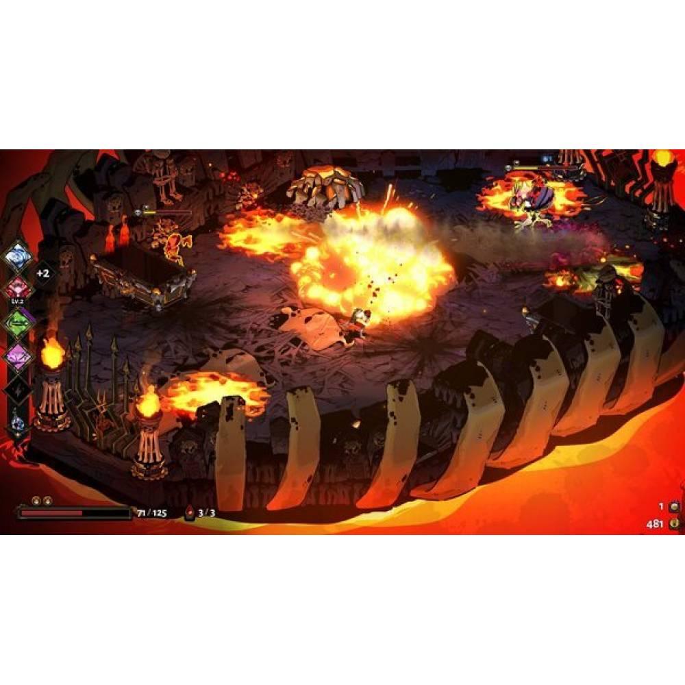 Hades (PS4) (Російські субтитри) (Hades (PS4) (RU)) фото 5