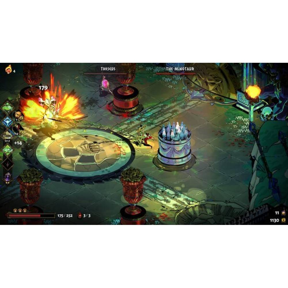Hades (PS4) (Російські субтитри) (Hades (PS4) (RU)) фото 6
