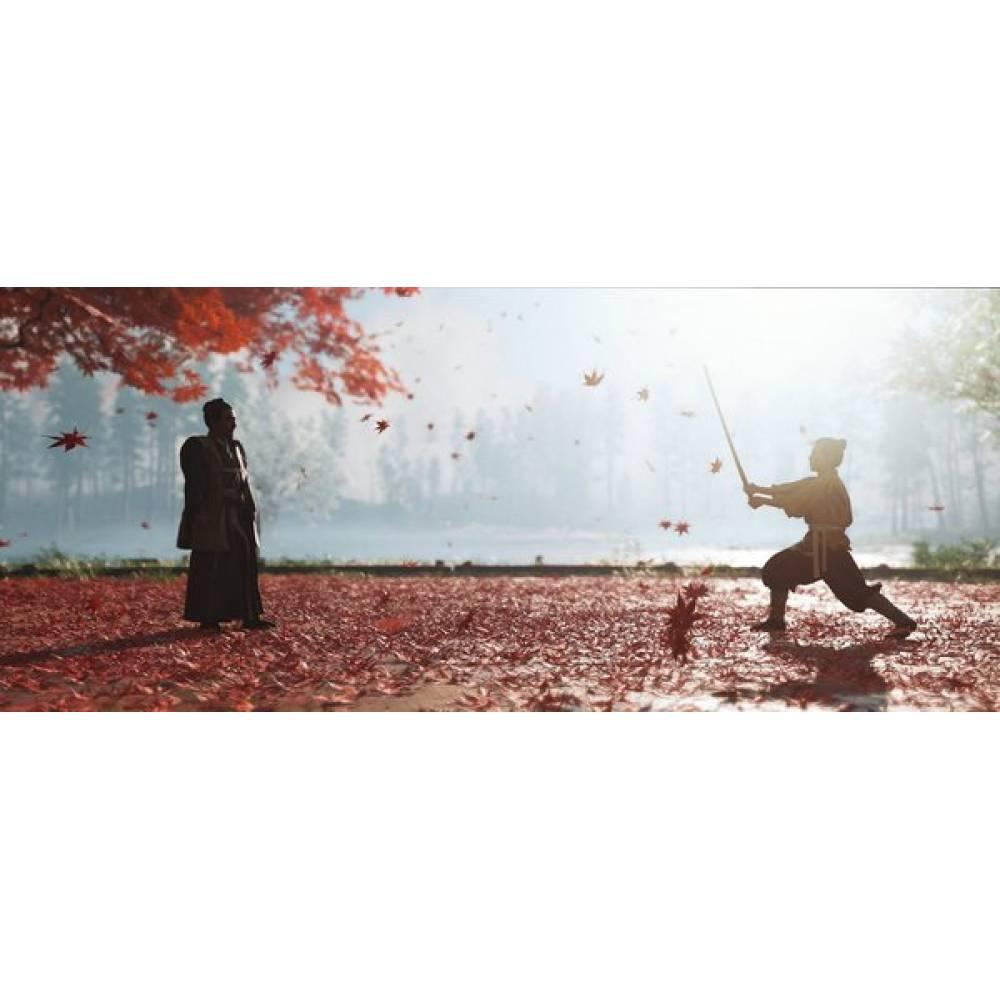 Ghost of Tsushima Director's Cut (PS4) (Російська озвучка) (Ghost of Tsushima Director's Cut (PS4) (RU)) фото 5