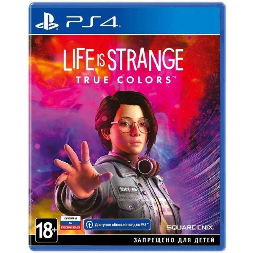 Life is Strange: True Colors (PS4) (Русские субтитры) (Life is Strange: True Colors (PS4) (RU)) фото 2