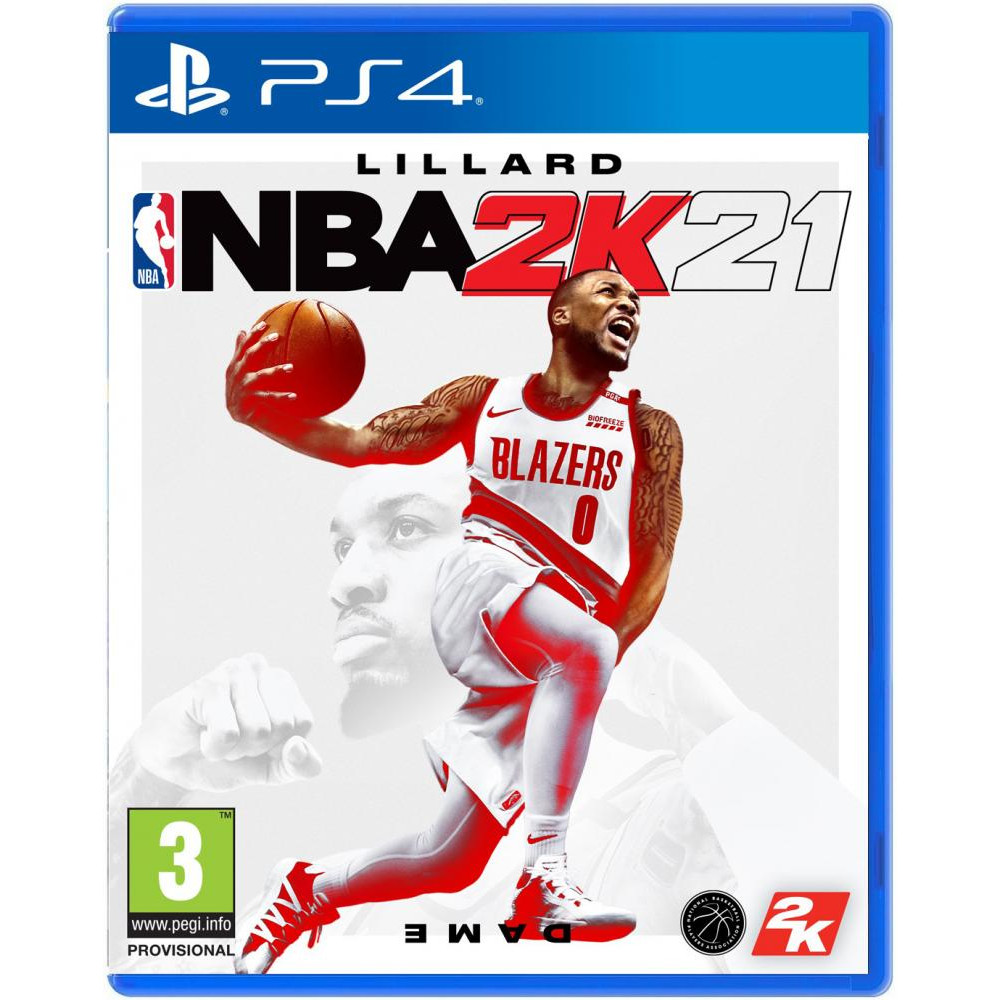 NBA 2K21 (PS4/PS5) (Английская версия) (NBA 2K21 (PS4/PS5) (EN)) фото 2