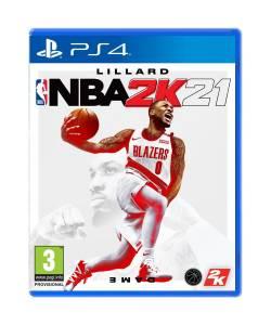 NBA 2K21 (PS4/PS5) (Англійська версія)