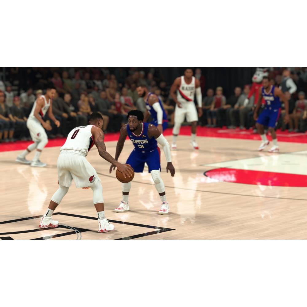 NBA 2K21 (PS4/PS5) (Английская версия) (NBA 2K21 (PS4/PS5) (EN)) фото 5