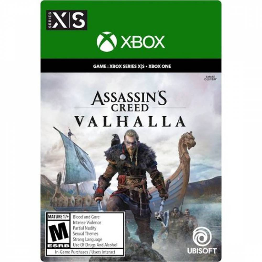 Assassin's Creed Valhalla (Assassin's Creed Вальгалла) (XBOX ONE/SERIES) (Цифрова версія) (Російська озвучка) (Assassin's Creed Valhalla (XBOX ONE/SERIES) (DIGITAL) (RU)) фото 2