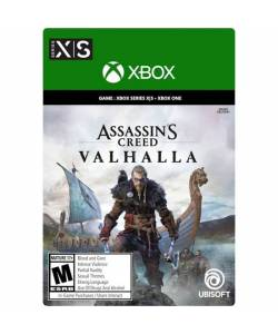Assassin's Creed Valhalla (Assassin's Creed Вальгалла) (XBOX ONE/SERIES) (Цифрова версія) (Російська озвучка)