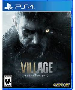 Resident Evil Village (PS4) (Русская озвучка)
