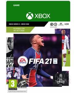 FIFA21 (XBOX ONE/SERIES) (Цифрова версія) (Російська версія)