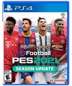 eFootball PES 2021 (PS4/PS5) (Английская версия)