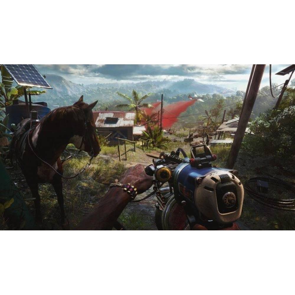 Far Cry 6 (PS4) (Російська озвучка) (Far Cry 6 (PS4) (RU)) фото 6