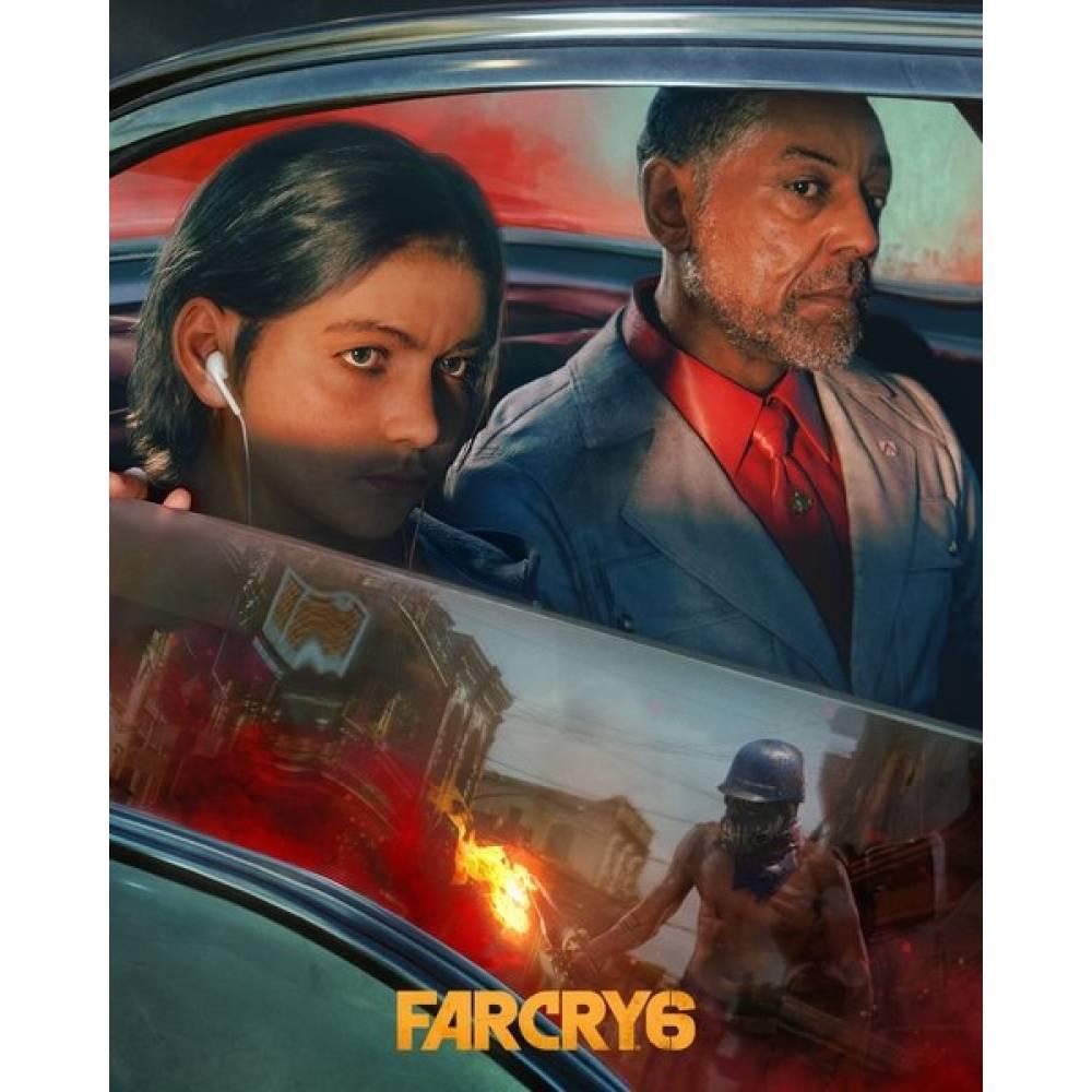 Far Cry 6 (PS4) (Російська озвучка) (Far Cry 6 (PS4) (RU)) фото 3
