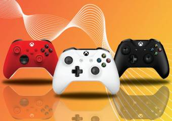 Аксессуары к Xbox One