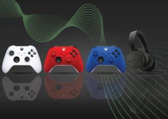 Аксесуари до Xbox Series