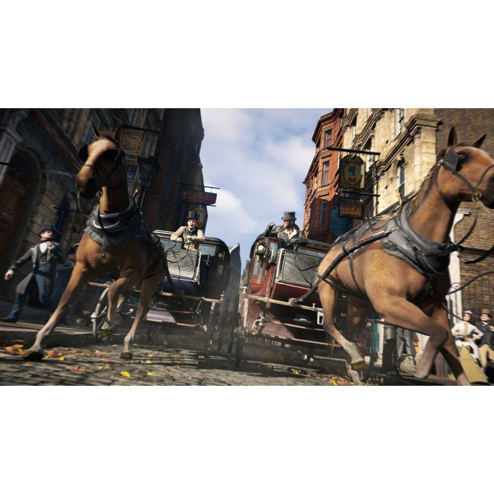 Assassin's Creed Triple Pack (Чорний прапор, Єдність, Синдикат 3в1) (XBOX ONE/SERIES) (Цифрова версія) (Російська озвучка) (Assassin's Creed Triple Pack (XBOX ONE/SERIES) (DIGITAL) (RU)) фото 3