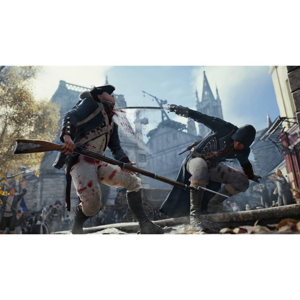 Assassin's Creed Triple Pack (Чорний прапор, Єдність, Синдикат 3в1) (XBOX ONE/SERIES) (Цифрова версія) (Російська озвучка) (Assassin's Creed Triple Pack (XBOX ONE/SERIES) (DIGITAL) (RU)) фото 4