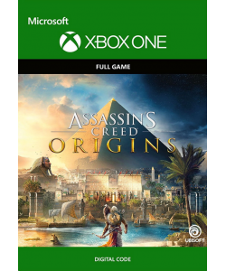 Assassin's Creed Origins (Assassin's Creed Витоки) (XBOX ONE/SERIES) (Цифрова версія) (Російська озвучка)