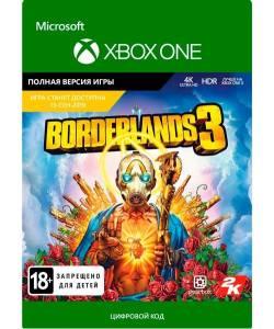 Borderlands 3 (XBOX ONE/SERIES) (Цифровая версия) (Русская версия)