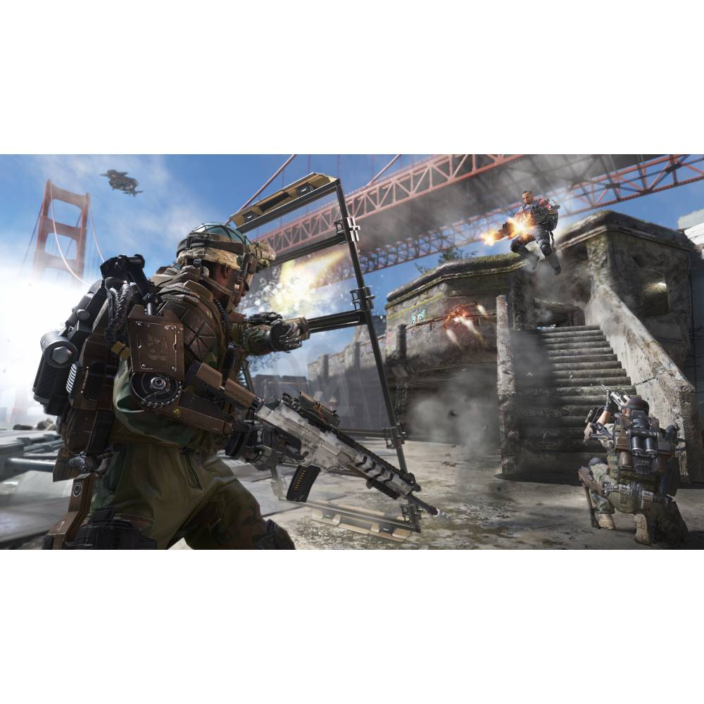 Call of Duty: Advanced Warfare Gold Edition (XBOX ONE/SERIES) (Цифровая версия) (Русская озвучка) (Call of Duty: AW Gold Edition (XBOX ONE/SERIES) (DIGITAL) (RU)) фото 4