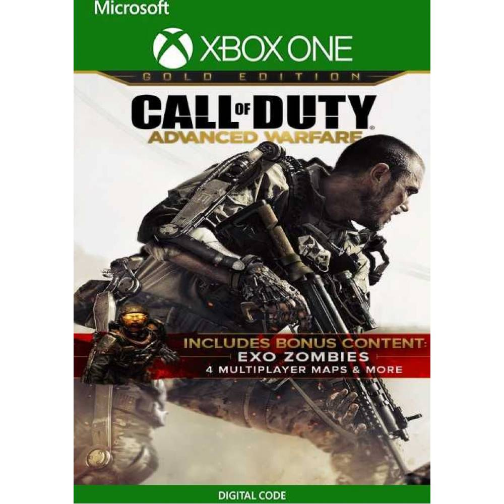 Call of Duty: Advanced Warfare Gold Edition (XBOX ONE/SERIES) (Цифровая версия) (Русская озвучка) (Call of Duty: AW Gold Edition (XBOX ONE/SERIES) (DIGITAL) (RU)) фото 2