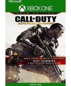Call of Duty: Advanced Warfare Gold Edition (XBOX ONE/SERIES) (Цифрова версія) (Російська озвучка)