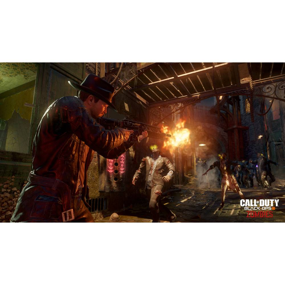 Call of Duty: Black Ops III - Zombies Chronicles Edition (XBOX ONE/SERIES) (Цифровая версия) (Русская озвучка) (Call of Duty: Black Ops III - Zombies (XBOX) (DIGITAL) (RU)) фото 4