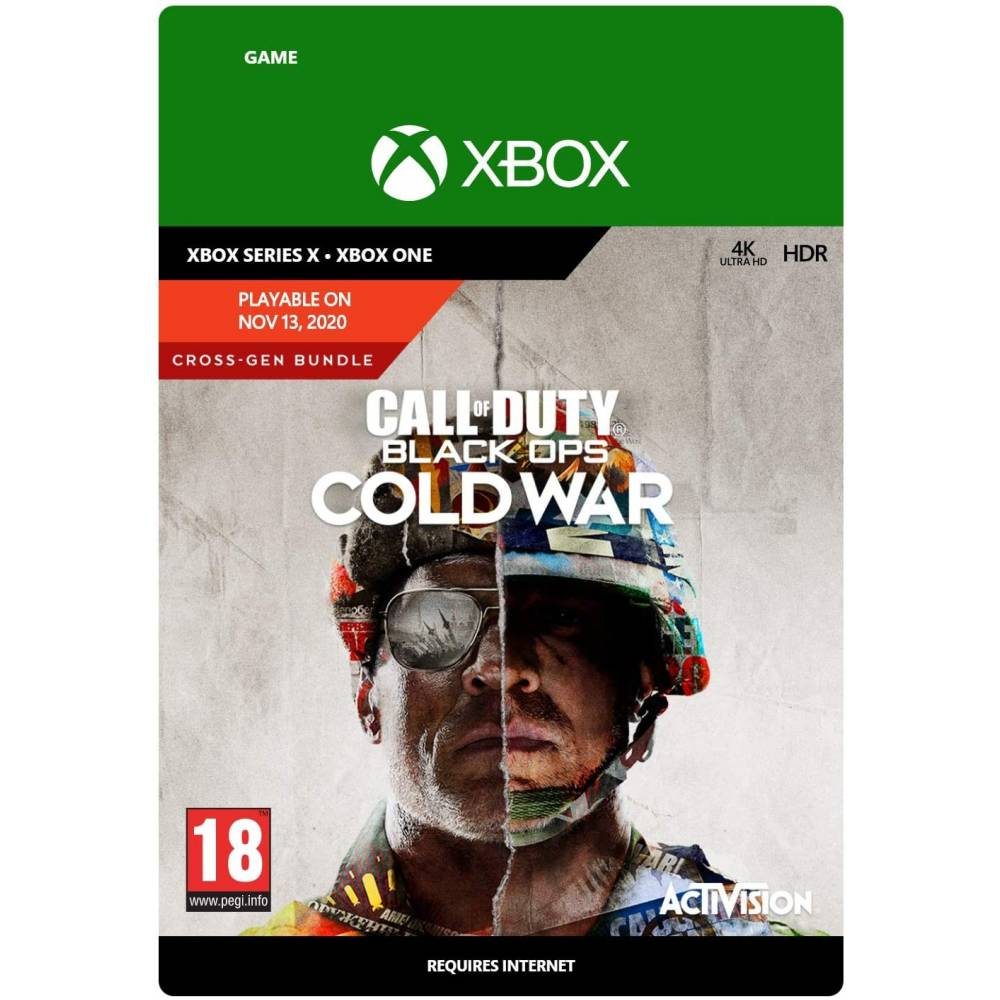 Call of Duty: Black Ops Cold War - Standard Edition (XBOX ONE/SERIES) (Цифровая версия) (Русская озвучка) (Call of Duty: Black Ops Cold War (XBOX) (DIGITAL) (RU)) фото 2