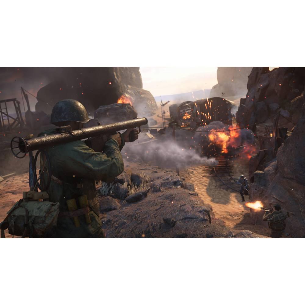Call of Duty: WWII - Gold Edition (XBOX ONE/SERIES) (Цифровая версия) (Русская озвучка) (Call of Duty: WWII - Gold Edition (XBOX) (DIGITAL) (RU)) фото 5