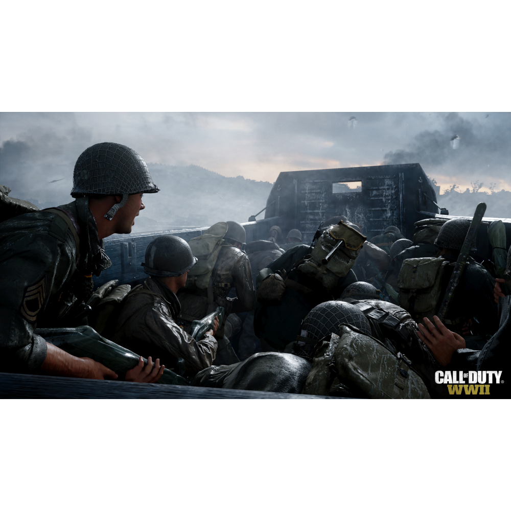 Call of Duty: WWII - Gold Edition (XBOX ONE/SERIES) (Цифрова версія) (Російська озвучка) (Call of Duty: WWII - Gold Edition (XBOX) (DIGITAL) (RU)) фото 4