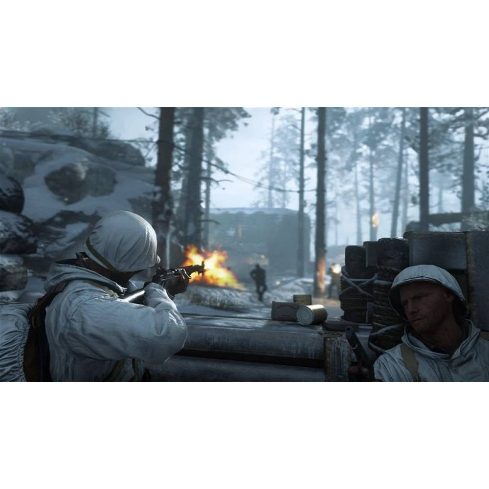 Call of Duty: WWII - Gold Edition (XBOX ONE/SERIES) (Цифрова версія) (Російська озвучка) (Call of Duty: WWII - Gold Edition (XBOX) (DIGITAL) (RU)) фото 3