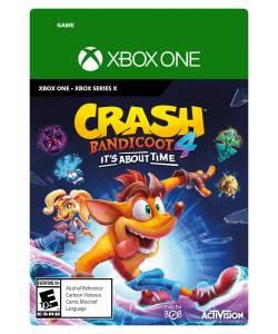 Crash Bandicoot 4: It's About Time (Crash Bandicoot 4: Це питання часу) (XBOX ONE/SERIES) (Цифрова версія) (Російська версія)