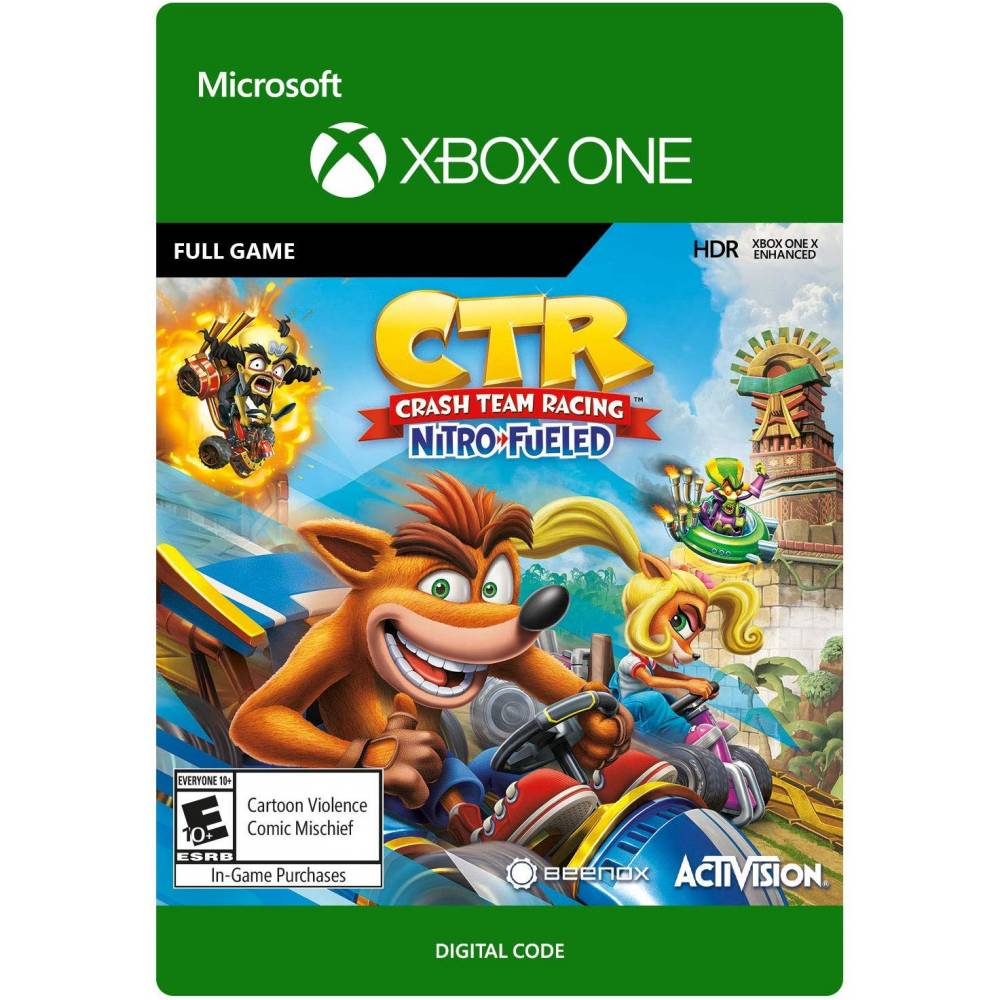 Crash Team Racing Nitro-Fueled (XBOX ONE/SERIES) (Цифровая версия) (Английская версия) (Crash Team Racing Nitro-Fueled (XBOX ONE/SERIES) (DIGITAL) (ENG)) фото 2