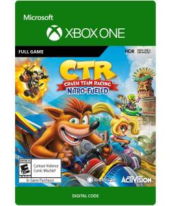 Crash Team Racing Nitro-Fueled (XBOX ONE/SERIES) (Цифрова версія) (Англійська версія)