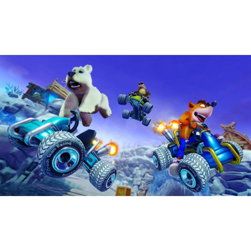 Crash Team Racing Nitro-Fueled (XBOX ONE/SERIES) (Цифровая версия) (Английская версия) (Crash Team Racing Nitro-Fueled (XBOX ONE/SERIES) (DIGITAL) (ENG)) фото 3
