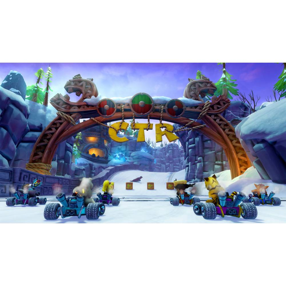 Crash Team Racing Nitro-Fueled (XBOX ONE/SERIES) (Цифровая версия) (Английская версия) (Crash Team Racing Nitro-Fueled (XBOX ONE/SERIES) (DIGITAL) (ENG)) фото 5