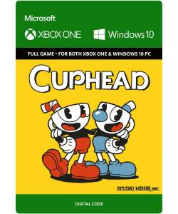 Cuphead (XBOX ONE/SERIES) (Цифрова версія) (Російська версія)