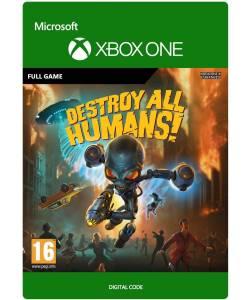 Destroy All Humans! (Знищи всіх людей!) (XBOX ONE/SERIES) (Цифрова версія) (Російська версія)