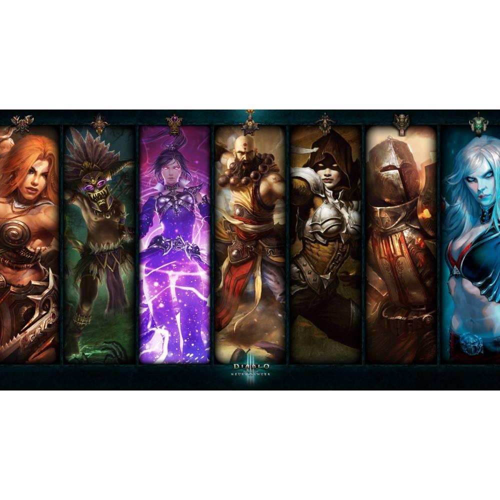 Diablo III: Eternal Collection (XBOX ONE/SERIES) (Цифрова версія) (Російська версія) (Diablo III: Eternal Collection (XBOX ONE/SERIES) (DIGITAL) (RU)) фото 3