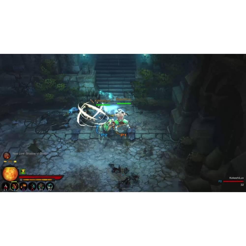 Diablo III: Eternal Collection (XBOX ONE/SERIES) (Цифрова версія) (Російська версія) (Diablo III: Eternal Collection (XBOX ONE/SERIES) (DIGITAL) (RU)) фото 5