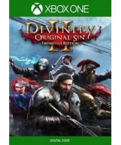 Divinity: Original Sin 2 - Definitive Edition (XBOX ONE/SERIES) (Цифрова версія) (Російська версія)
