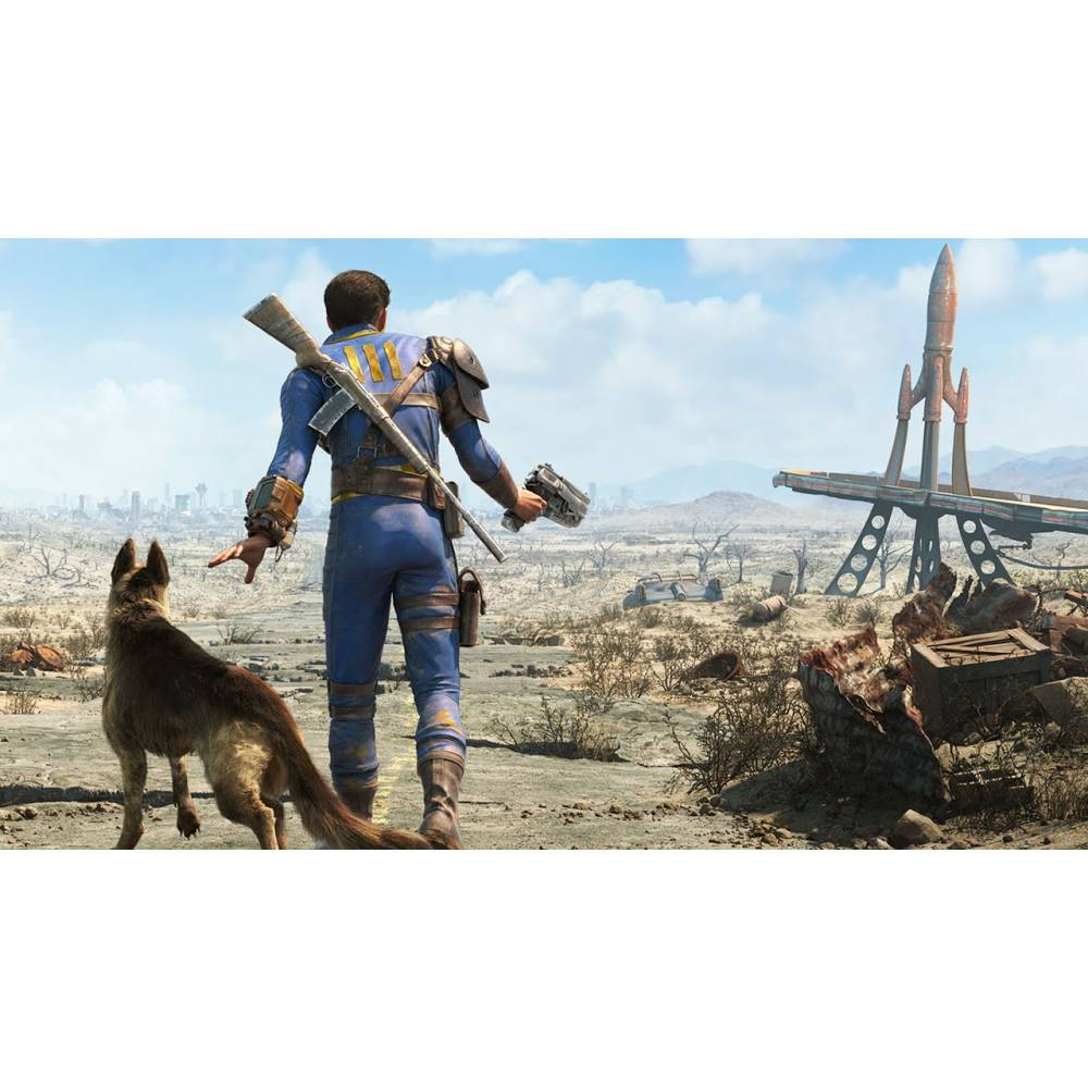 Fallout 4: Game of the Year Edition (XBOX ONE/SERIES) (Цифрова версія) (Російська версія) (Fallout 4: Game of the Year (XBOX ONE/SERIES) (DIGITAL) (RU)) фото 4