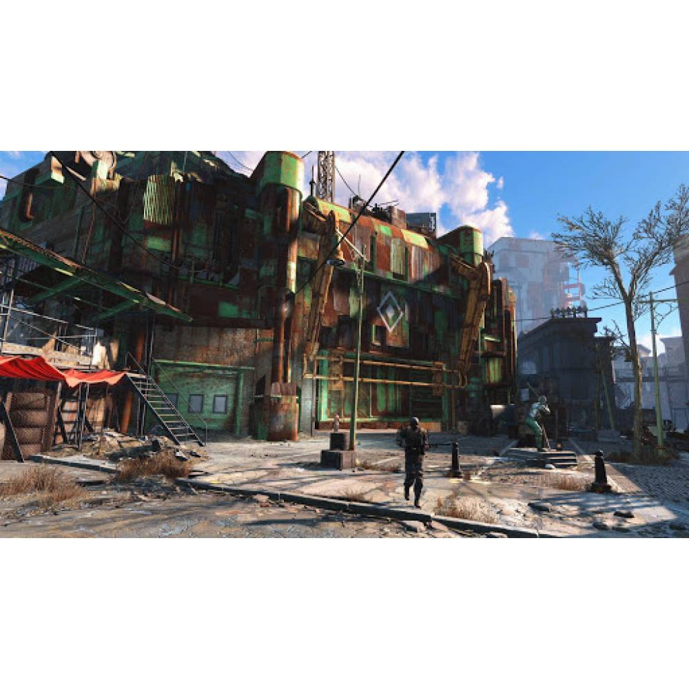 Fallout 4: Game of the Year Edition (XBOX ONE/SERIES) (Цифрова версія) (Російська версія) (Fallout 4: Game of the Year (XBOX ONE/SERIES) (DIGITAL) (RU)) фото 5