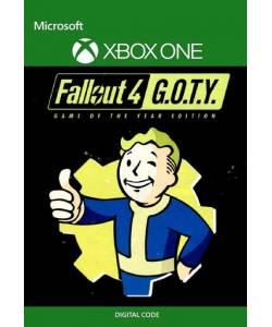 Fallout 4: Game of the Year Edition (XBOX ONE/SERIES) (Цифрова версія) (Російська версія)