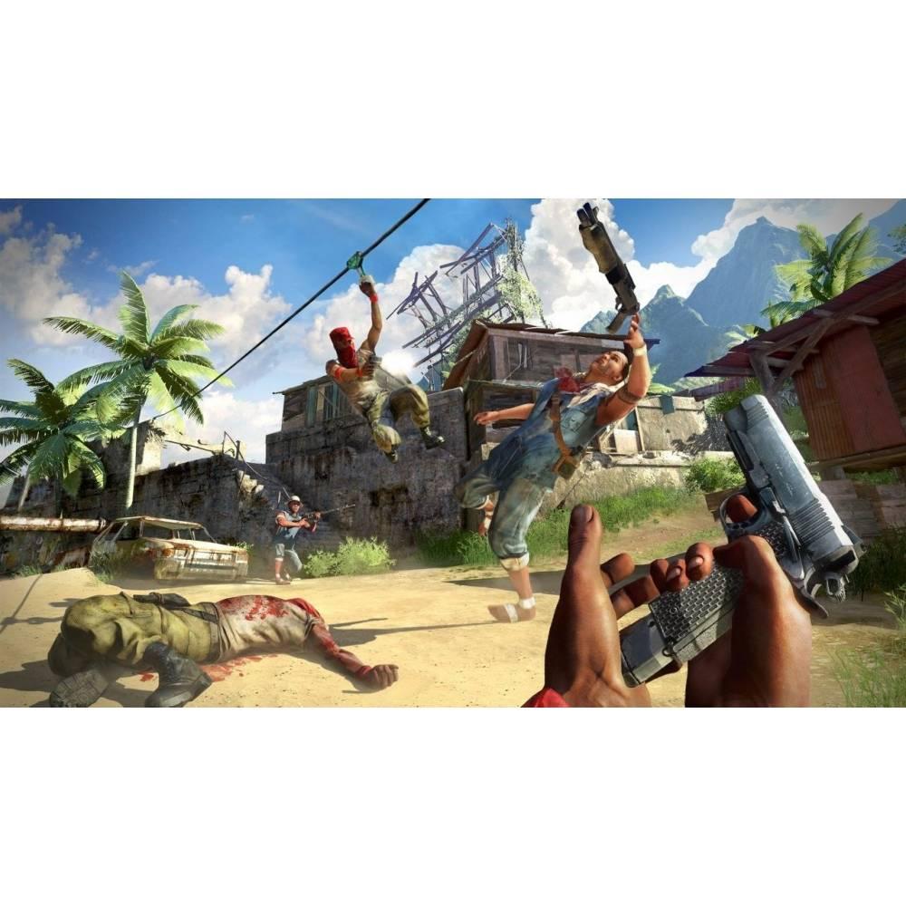 Far Cry 3 Classic Edition (XBOX ONE/SERIES) (Цифровая версия) (Русская озвучка) (Far Cry 3 Classic Edition (XBOX ONE/SERIES) (DIGITAL) (RU)) фото 5
