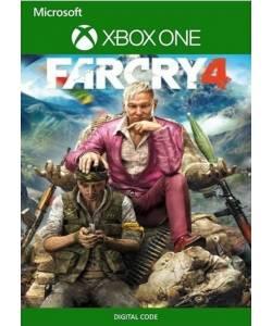 Far Cry 4 (XBOX ONE/SERIES) (Цифровая версия) (Русская озвучка)