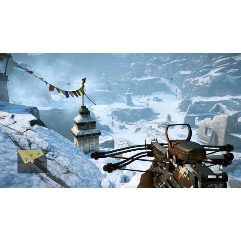Far Cry 4 (XBOX ONE/SERIES) (Цифровая версия) (Русская озвучка) (Far Cry 4 (XBOX ONE/SERIES) (DIGITAL) (RU)) фото 3
