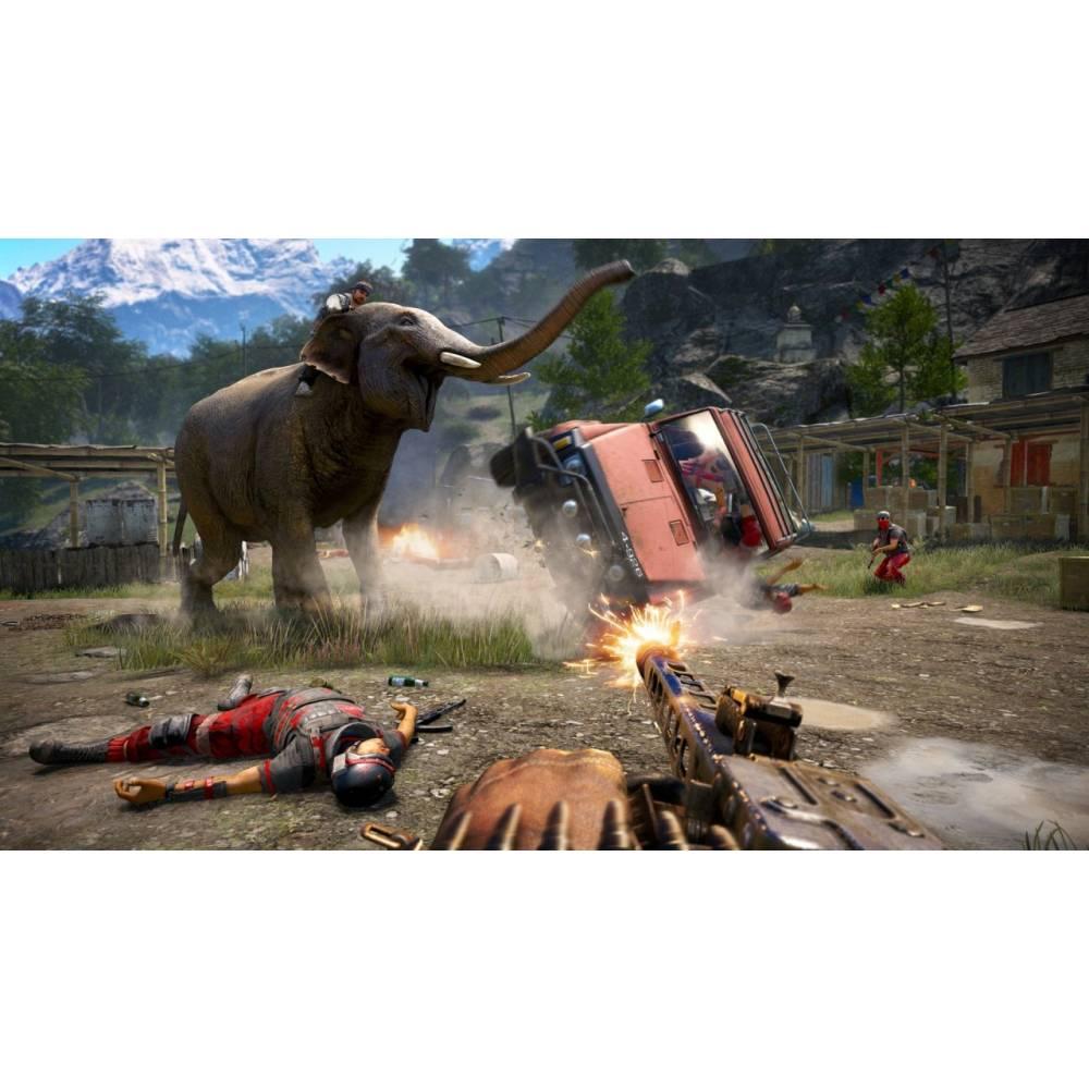 Far Cry 4 (XBOX ONE/SERIES) (Цифровая версия) (Русская озвучка) (Far Cry 4 (XBOX ONE/SERIES) (DIGITAL) (RU)) фото 4