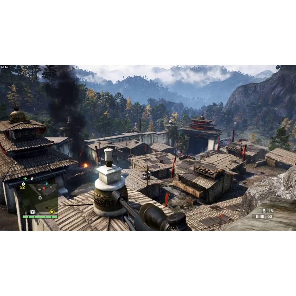 Far Cry 4 (XBOX ONE/SERIES) (Цифровая версия) (Русская озвучка) (Far Cry 4 (XBOX ONE/SERIES) (DIGITAL) (RU)) фото 5