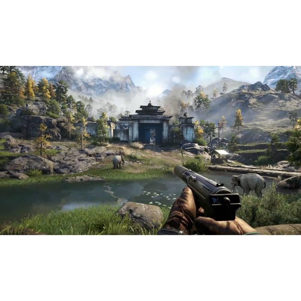 Far Cry 4 (XBOX ONE/SERIES) (Цифровая версия) (Русская озвучка) (Far Cry 4 (XBOX ONE/SERIES) (DIGITAL) (RU)) фото 6