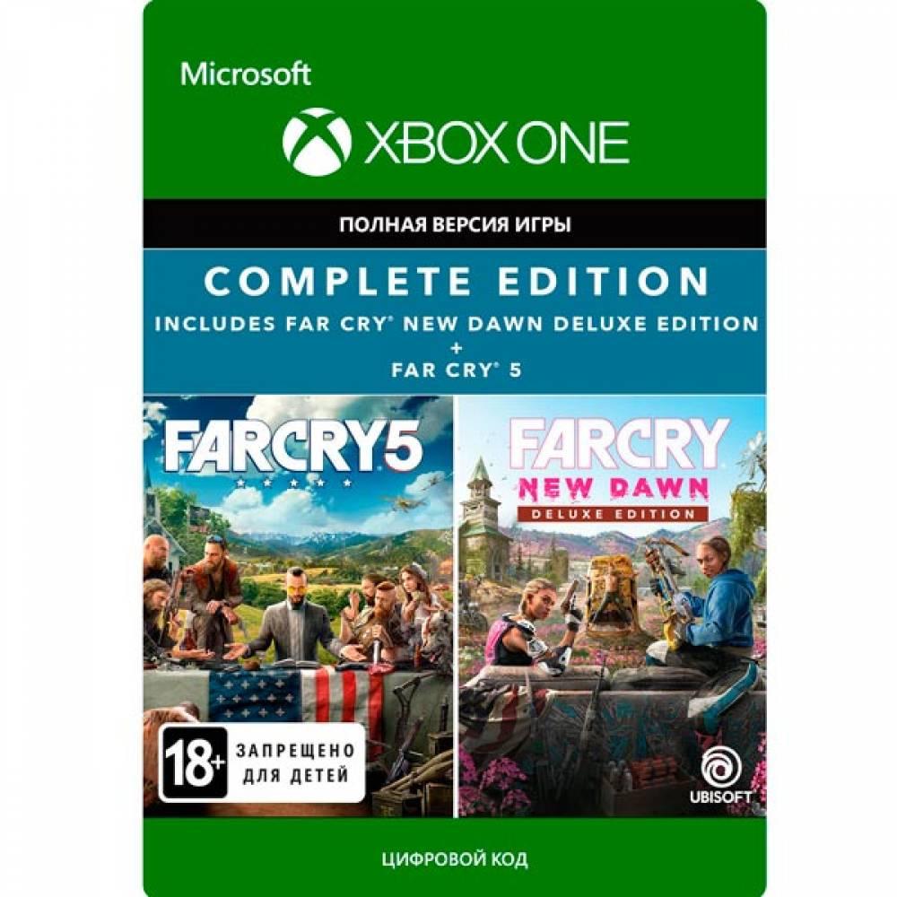 Far Cry 5 + Far Cry New Dawn Deluxe Edition Bundle (XBOX ONE/SERIES) (Цифровая версия) (Русская версия) (Far Cry 5 + Far Cry New Dawn (XBOX ONE/SERIES) (DIGITAL) (RU)) фото 2