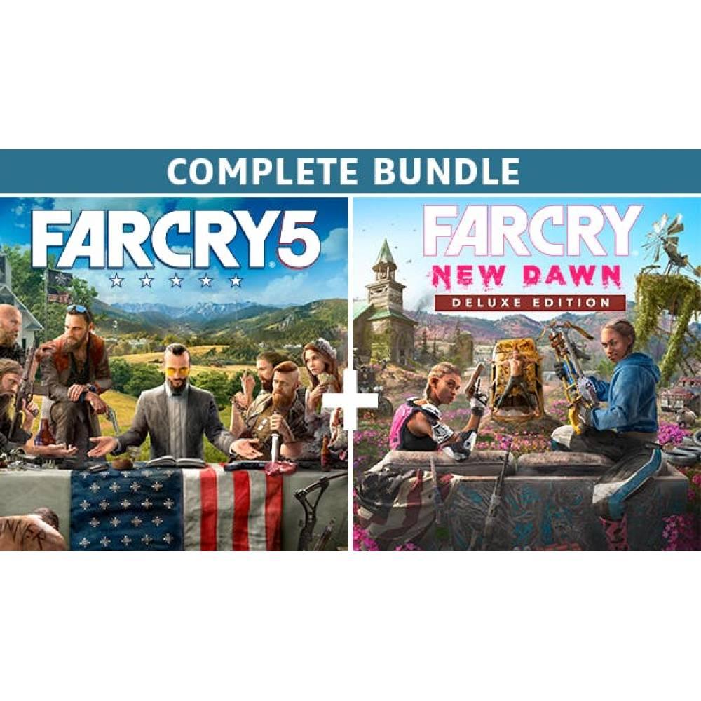 Far Cry 5 + Far Cry New Dawn Deluxe Edition Bundle (XBOX ONE/SERIES) (Цифровая версия) (Русская версия) (Far Cry 5 + Far Cry New Dawn (XBOX ONE/SERIES) (DIGITAL) (RU)) фото 3