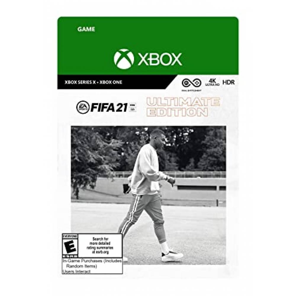 FIFA 21 Ultimate Edition (XBOX ONE/SERIES) (Цифровая версия) (Русская версия) (FIFA 21 Ultimate Edition (XBOX ONE/SERIES) (DIGITAL) (RU)) фото 2